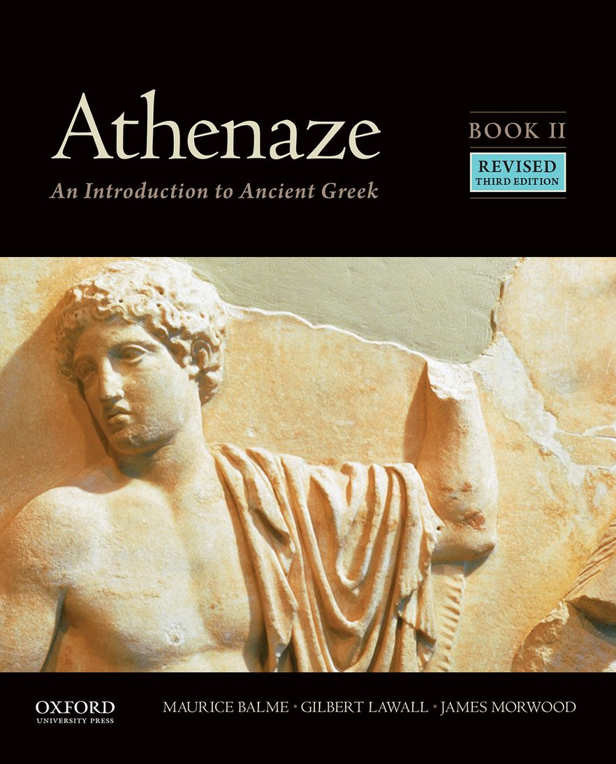 Athenaze Book 2 Revised Edition