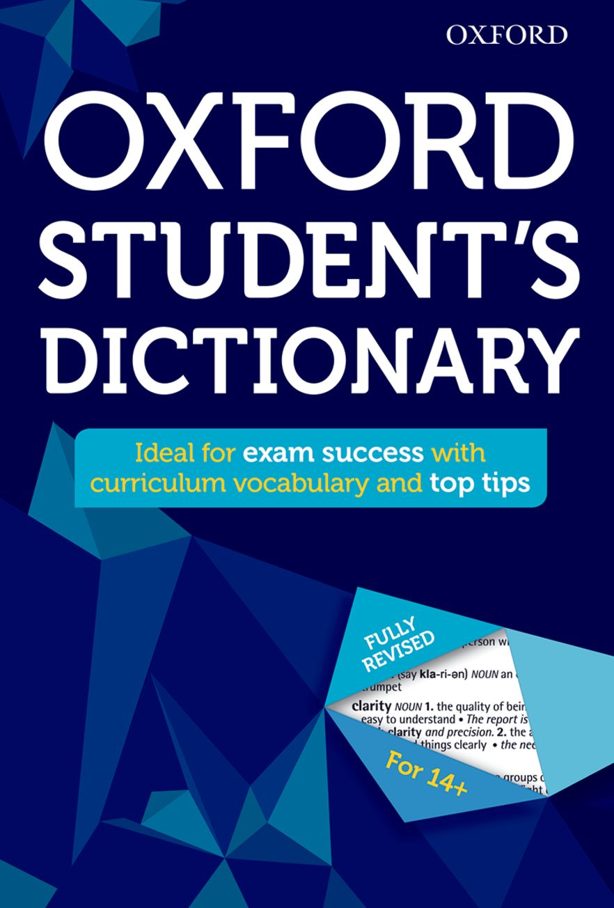 Oxford Student's Dictionary2016