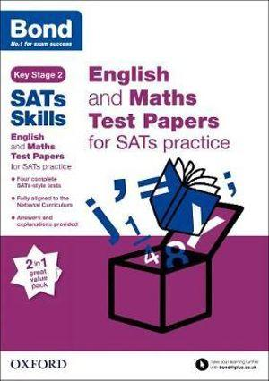 English and Maths Test Paper Pack for SATs Practice