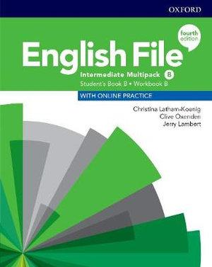 English File Intermediate Multipack B