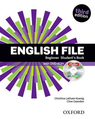English File Beginner Student Book with iTutor