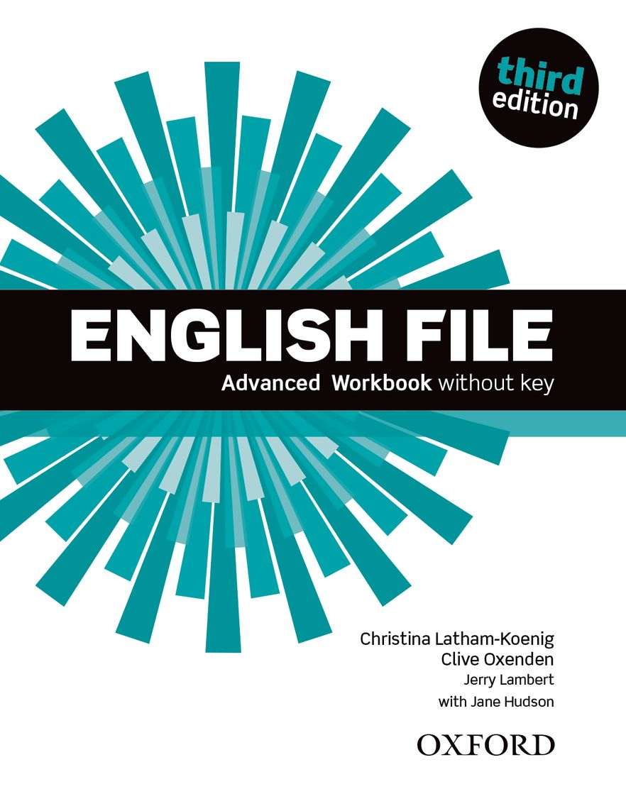 English File Advanced Workbook Without Key