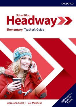 Headway Elementary Teacher's Book and Teacher Resource Centre Pack
