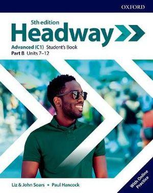 Headway Advanced Student's Book B with Online Practice