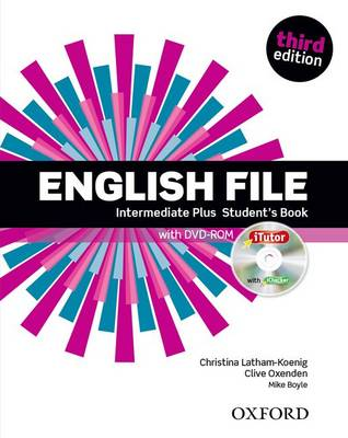 English File Intermediate-Plus Student Book with iTutor