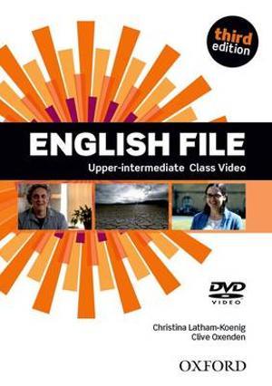 English File Upper-Intermediate Class DVD