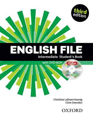 English File Intermediate Student's Book with iTutor