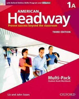 American Headway 1A Multi Pack
