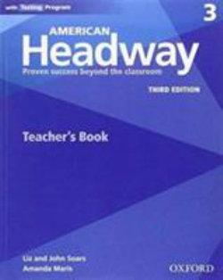 American Headway 3 Teacher's Book