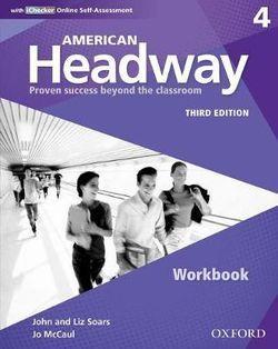 American Headway 4 Workbook and ichecker Pack