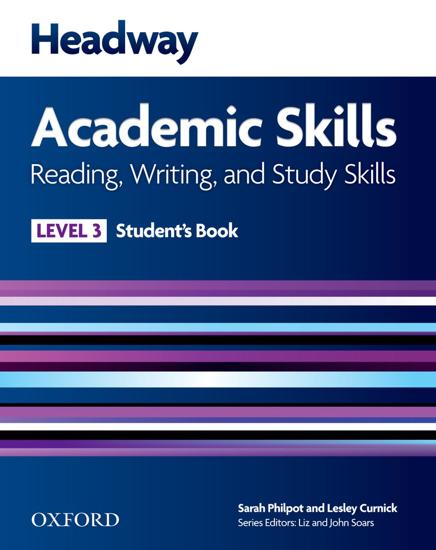 New Headway Academic Skills Reading and Writing Level 3 Student Book