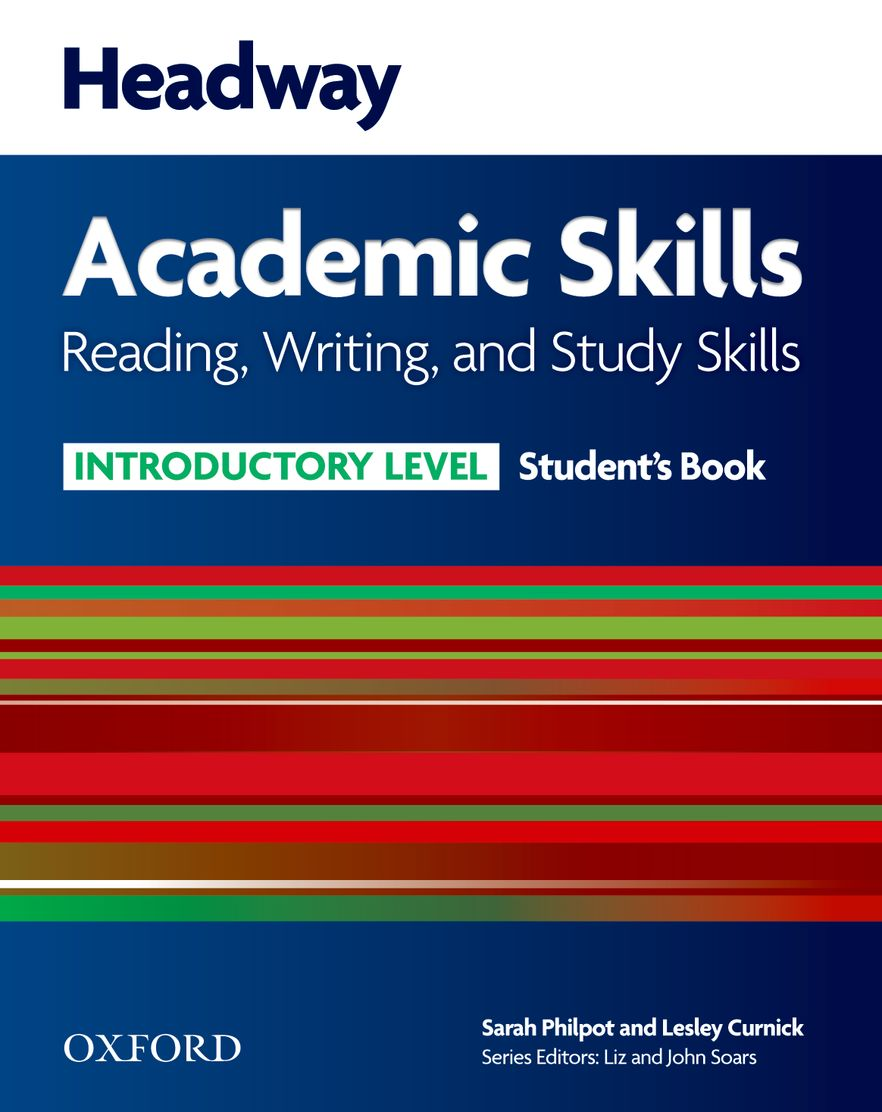 Headway Academic Skills Introductory Reading, Writing, and Study Skills
