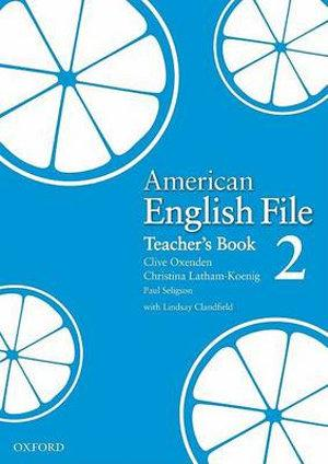American English File Level 2 Teacher's Book