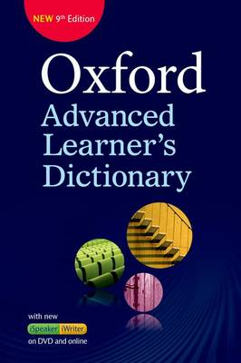 Oxford Advanced Learners Dictionary Paperback + DVD-ROM With online access