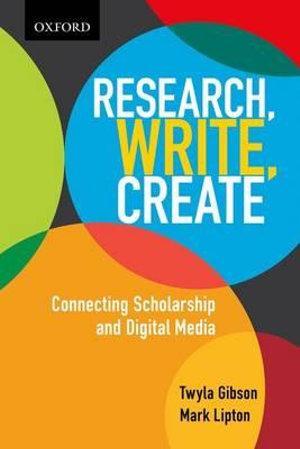 Research, Write, Create