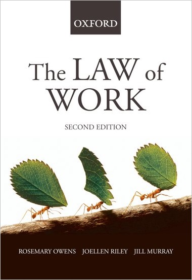 The Law of Work eBook