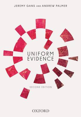 Uniform Evidence 2nd Edition