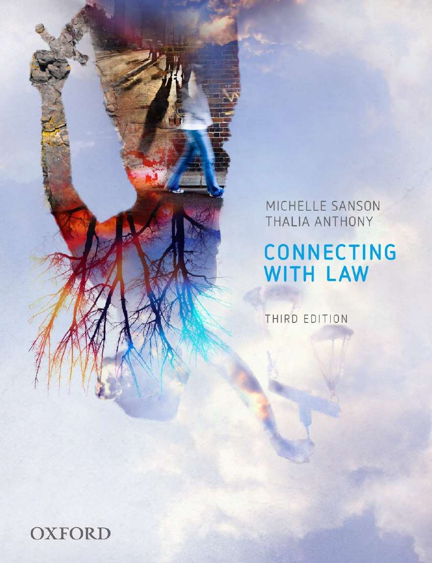 Connecting with Law 3rd Edition