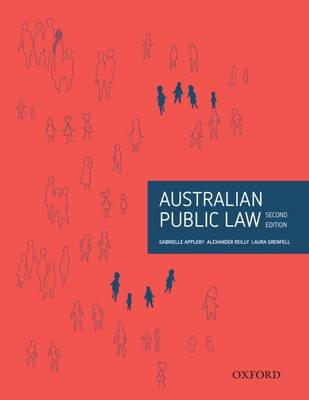 Australian Public Law 2nd Edition