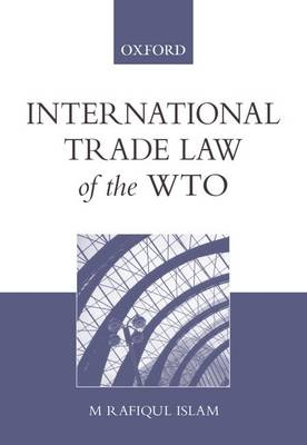 International Trade Law of the WTO