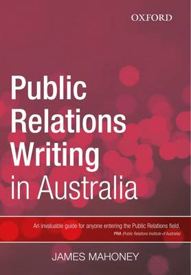 Public Relations Writing in Australia
