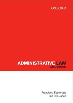 Administrative Law Guidebook