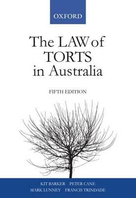 The Law Of Torts In Australia 5E