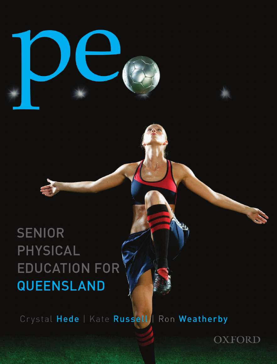 PE: Senior Physical Education for QLD