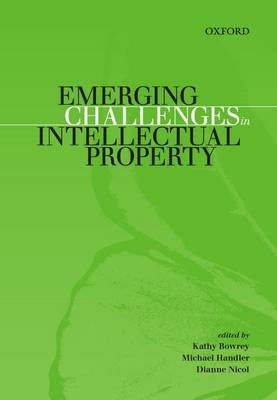 Emerging Challenges in Intellectual Property
