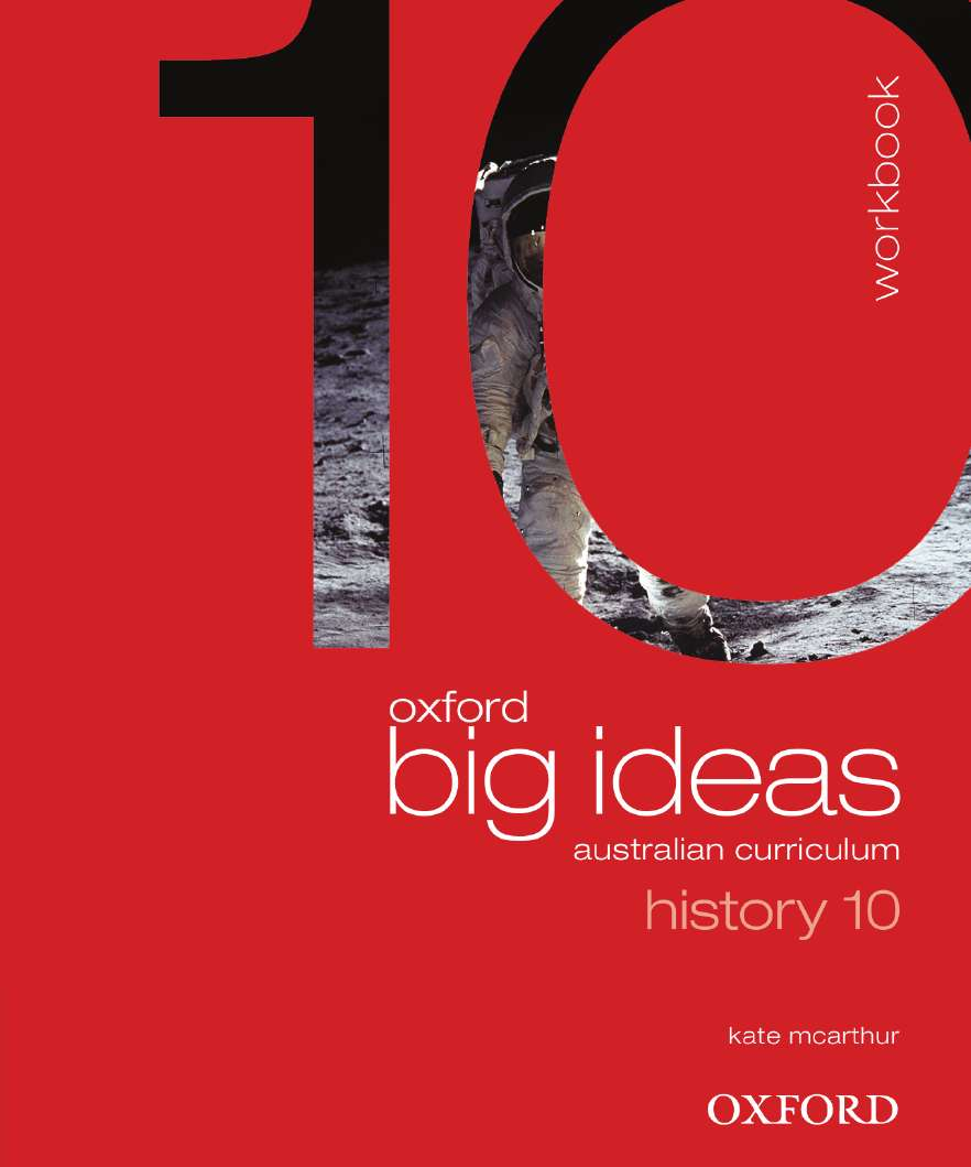 Oxford Big Ideas History 10 Australian Curriculum Workbook