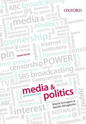 Media and Politics : An Introduction