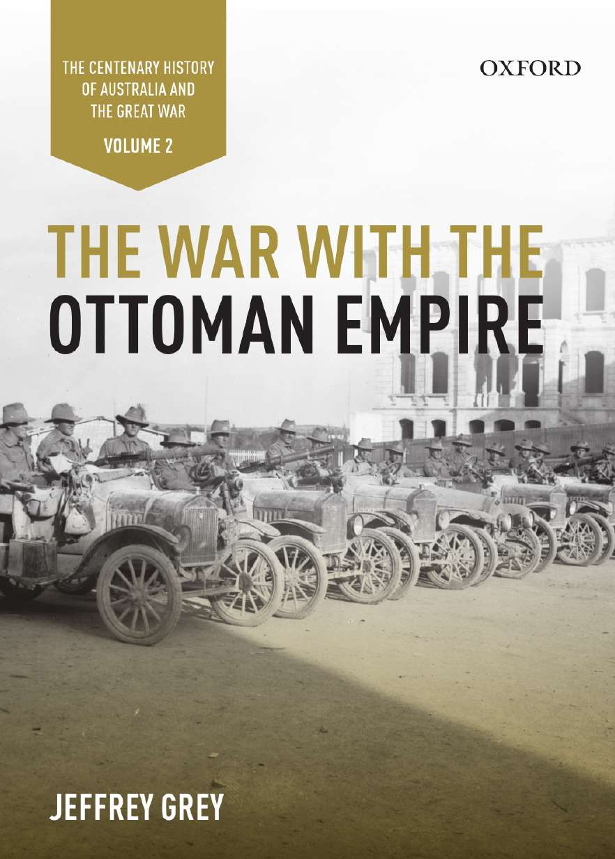 The War with the Ottoman Empire:  Volume II