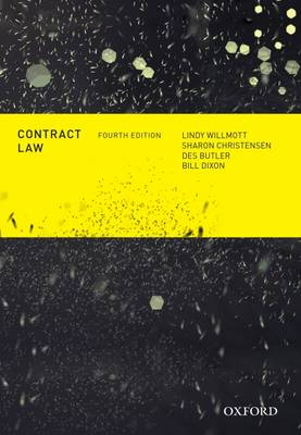 Contract Law 4th Edition
