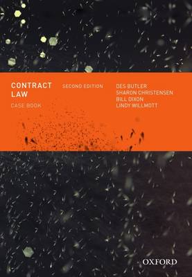 Contract Law Casebook 2nd Edition