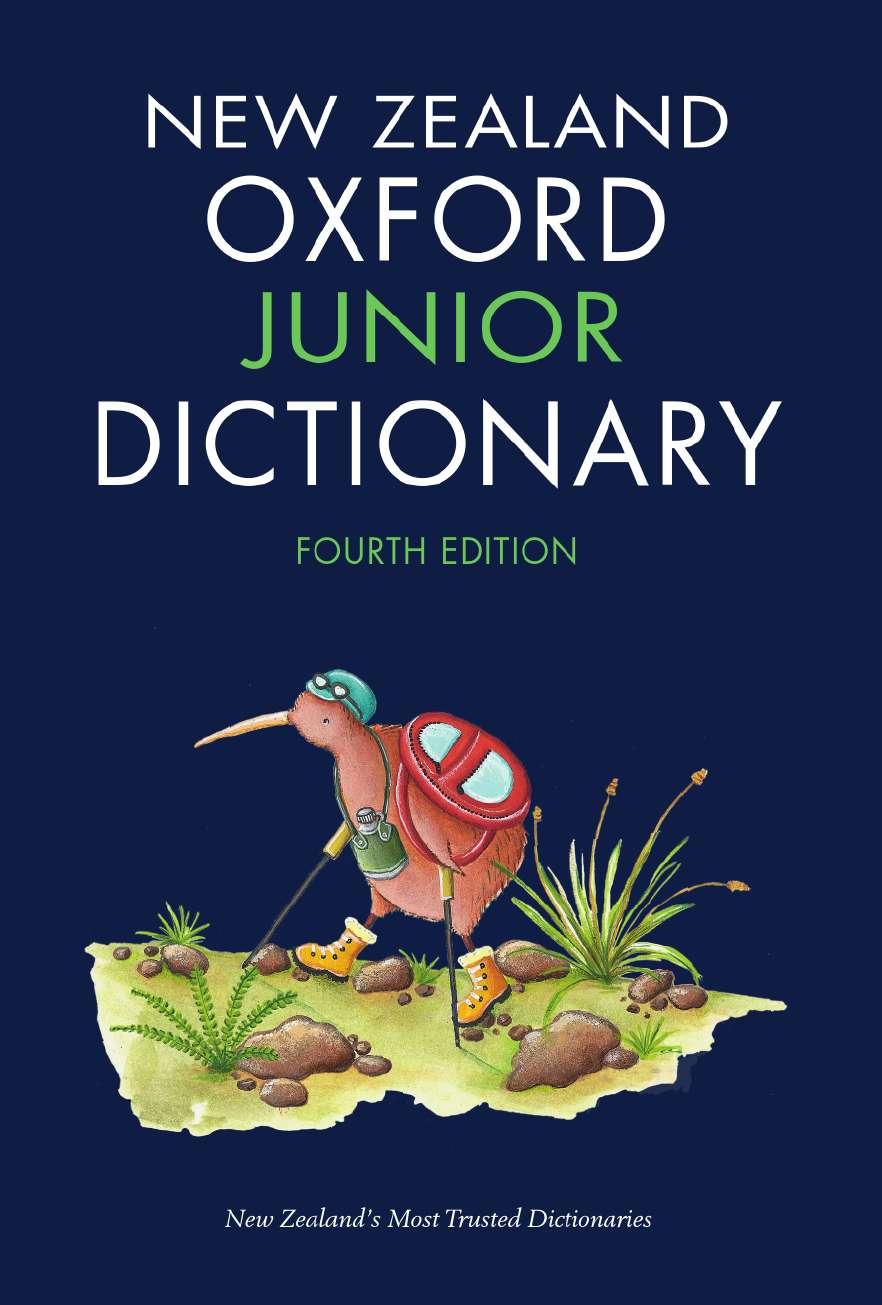 New Zealand Junior Dictionary