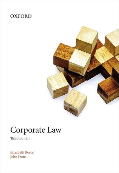 Corporate Law eBook