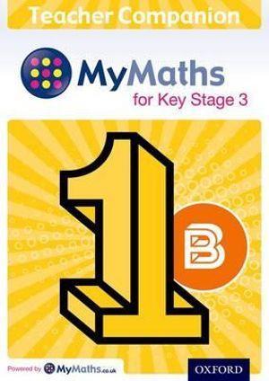 MyMaths for KS3 Teacher Companion 1B