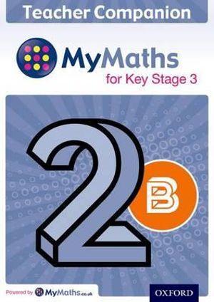 MyMaths for KS3 Teacher Companion 2B
