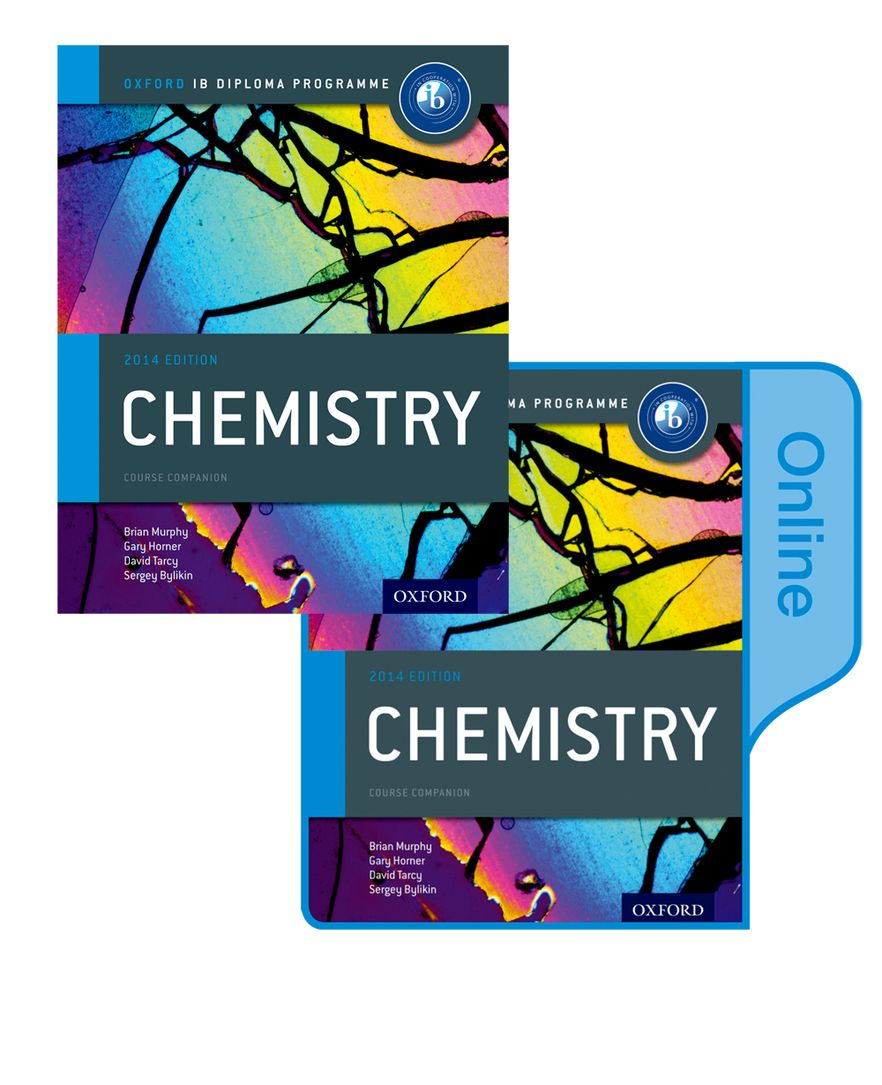 IB Course Book: Chemistry 2014 Print & Online Pack