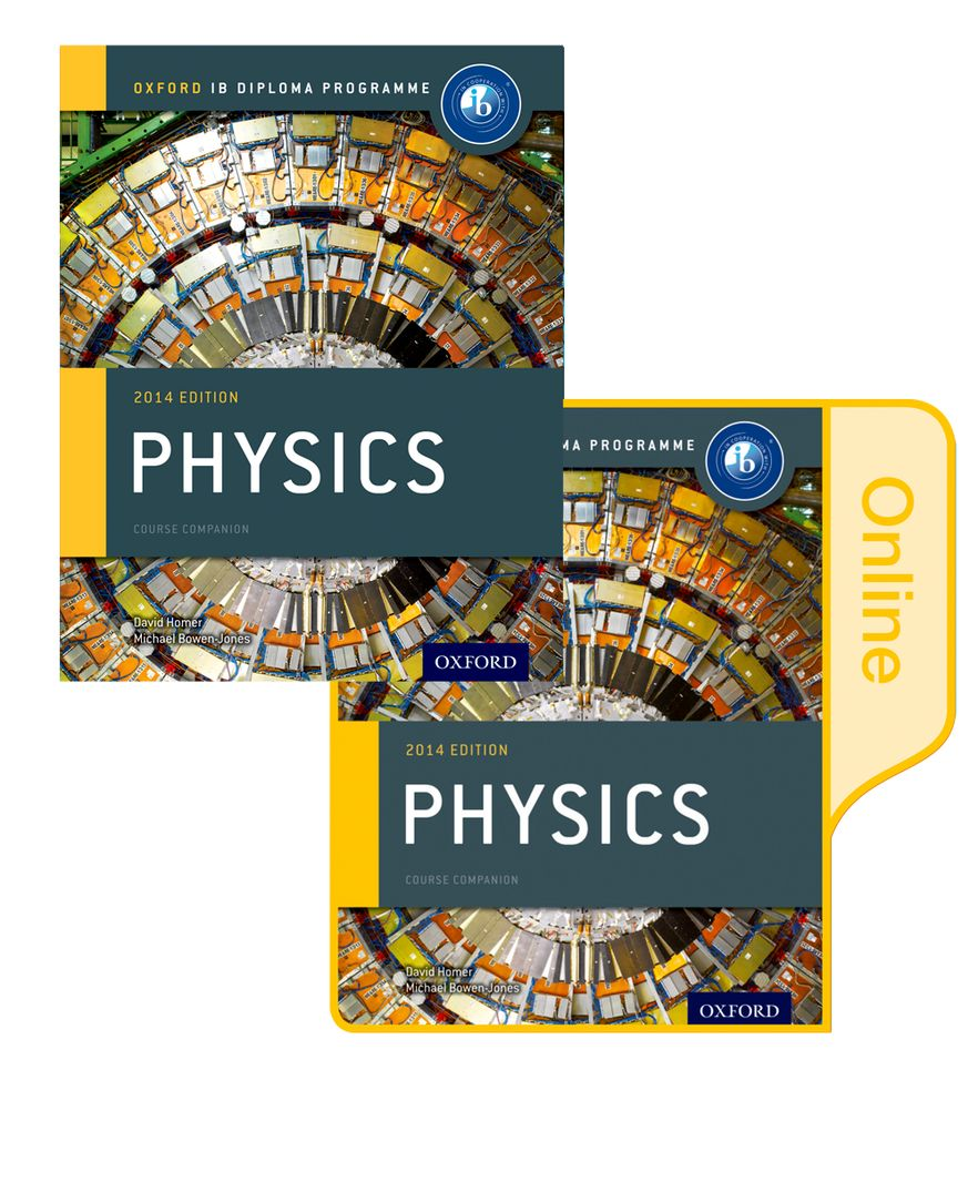IB Course Book: Physics 2014 Print & Online Pack