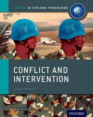 IB Course Book: Conflict and Intervention