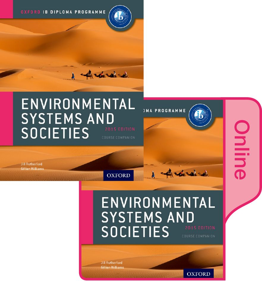 IB Course Book: Environmental Systems and Societies Student Book and Online Pack