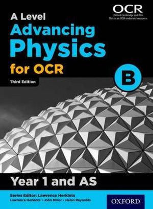 A Level Advancing Physics for OCR Year 1 Student Book