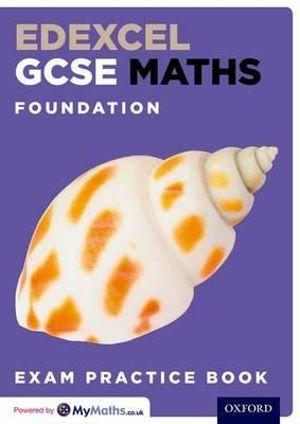 Edexcel GCSE Maths Foundation Exam Practice Book Pack of 15