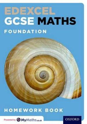Edexcel GCSE Maths Foundation Homework Book Pack of 15