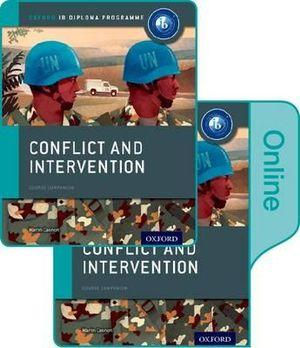 IB Course Book: Conflict and Intervention Print & Online