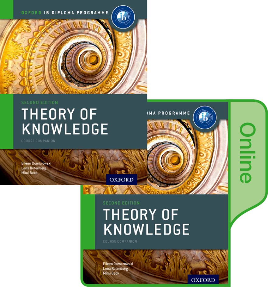 IB Course Book: Theory of Knowledge Student Book and Online Pack
