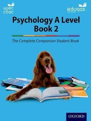 The Complete Companions: Eduqas Year 2 Psychology Student Book
