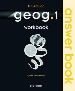 Geog 1 Workbook Answer Book