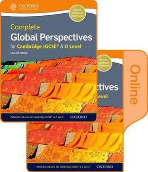 Global Perspectives for Cambridge IGCSE  Print and Online Student Book Pack